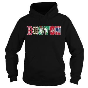 Boston Sport Teams Hoodie