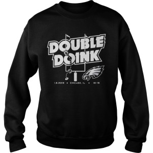 Double Doink Philadelphia Eagles Sweater